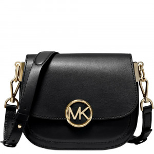 Lillie Small Leather Crossbody Bag