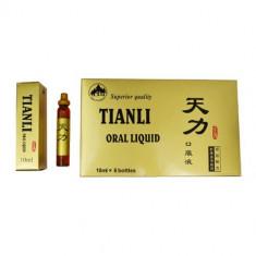TIANLI oral liquid, 6 fiole,10 ml, L&L Plant