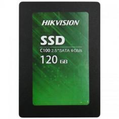 SSD Hikvision C100 120GB SATA-III 2.5 inch