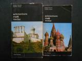 HUBERT FOENSEN - ARHITECTURA RUSA VECHE 2 volume