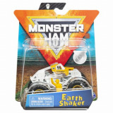 Masinuta Monster Jam - Earth Shaker, scara 1:64, Spin Master