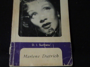 MARLENE DIETRICH-D. I. SUCHIANU-