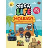 Toca Life. Holiday!. Super Sticker Book - Toca Boca