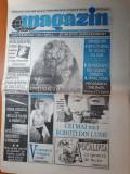 ziarul magazin 1 februarie 1996-art despre luciano pavarotti