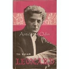 "Leonard ""Printul Operetei"" - Theodor Balan"