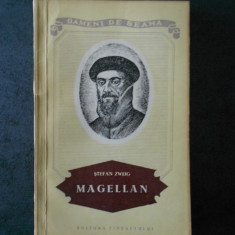 STEFAN ZWEIG - MAGELLAN