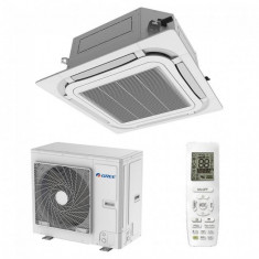 Aparat aer conditionat tip Caseta Gree GUD100T/A-T-GUD100W/NhA-T Inverter 34000BTU Clasa A++ Alb
