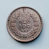 ROMANIA - 100 Lei 1932 - Argint 14 g