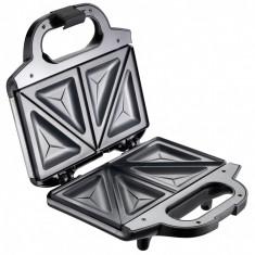 Sandwich-Maker Tefal SM155233, 700 W, negru/argintiu
