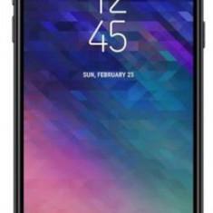 Telefon Mobil Samsung Galaxy A6 (2018), Procesor Octa-Core 1.6GHz, Super AMOLED capacitive touchscreen 5.6inch, 3GB RAM, 32GB Flash, 16MP, 4G, Wi-Fi,, Negru, Neblocat, 5.6''