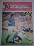 Revista REGIA FOTBALISTICA,SPORTUL STUDENTESC/STEAUA Campionat 1988,divizia A