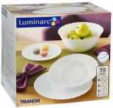 Set serviciu masa portelan 19buc.Luminarc Trianon Handy KitchenServ