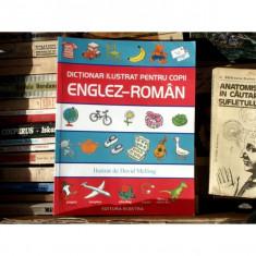 Dictionar Ilustrat pentru copii , Englez-Roman , 2007
