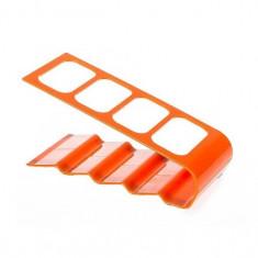 Suport de telecomanda, portocaliu, Gonga