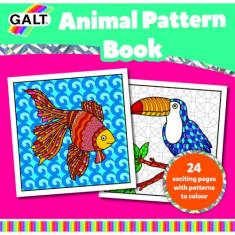 Carte de Colorat cu Animalute