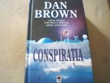 Dan Brown - CONSPIRATIA { Ra0, 2005, cartonata }, Rao