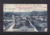 SIGHETU MARMATIEI SALUTARI DIN SIGHETUL MARMATIEI VEDERE GENERALA CIRCULATA 1916