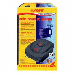 Sera Air Pump 550R Plus 8816, Pompa aer