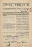 Apostolul circularelor nr 9, 1937 Arhiepiscopia Ortodoxa Romana