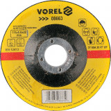 Disc abraziv pentru debitat metale 115x6x22 mm VOREL