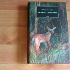 MOARTEA CAPRIOAREI-NICOLAE LABIS