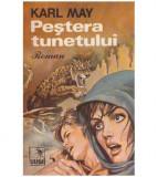 Pestera tunetului - roman