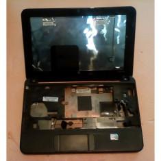 Carcasa laptop cu : capcac display ,rama ,balamale ,lvds,palmrest si bottom pentru - Netbook Compaq Mini cq10