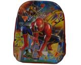 Ghiozdan imprimeu 3D Mediu pentru copii SpiderMan, Multicolor