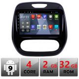 Navigatie dedicata Renault Captur B-CAPTUR cu Android Internet Bluetooth Radio GPS WIFI 2+32GB CarStore Technology