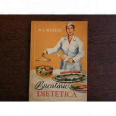 BUCATARIE DIETETICA - M.S. MARSAK