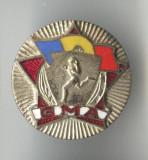 Insigna veche 1949 GMA, numerotata, clasa a 2a concurs sportiv - pentru Merit