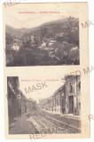 1073 - ORAVITA, Caras-Severin, Romania - old postcard - used - 1908, Circulata, Printata