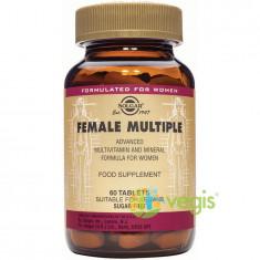 Female Multiple (Multivitamine Femei) 60tab