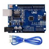 Placa dezvoltare Arduino UNO V3, nu are cablu