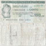 1976, 100 lire (P-G 1284a1) - Italia!