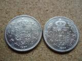ROMANIA - SET 50 LEI 1937 + 50 LEI 1938 D 2.25