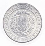 Moneda Austria 50 Shilingi 1974 - KM#2920 UNC ( argint 20 g , Jandarmeria ), Europa
