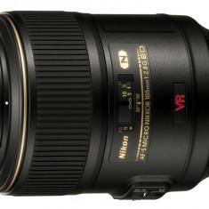 Obiectiv Nikon 105mm f/2.8G IF-ED AF-S VR MICRO