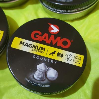 1.500 ALICE PELETE CAPSE GAMO MAGNUM ( CAP ASCUTIT ) 4.5 MM foto