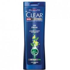 Sampon Clear Men 24 h Fresh pentru par normal, 400 ml