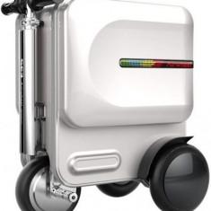 Valiza Electrica Scooter Airwheel SE3, 29.3L, Viteza 10 Km/h (Argintiu)