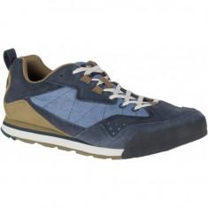 Pantofi Bărbați casual Piele Merrell BURNT ROCK TURA DENIM LOW