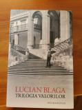 Lucian Blaga, TRILOGIA VALORILOR