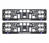 Suporturi numar inmatriculare Volkswagen (v2)