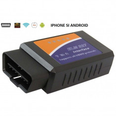 Interfata diagnoza auto ELM327 wifi V1.5 PIC18F25K80