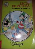 revista Lectii de pictura-Aventuri in Franta,Egmont Romania Walt Disney,T.GRATUI