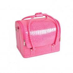 Geanta pentru make-up Roz Beauty Case