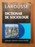 DICTIONAR DE SOCIOLOGIE-MARIANA TUTUIANU,,BUC.1996