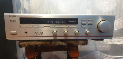 Amplificator Audio Statie Audio Amplituner Denon DRA-385RD foto