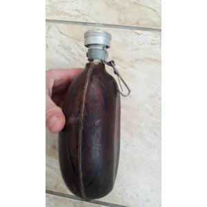 Plosca,bidonas model militar Feldflasche M31 cocos/mahon Wehrmacht,Waffen SS,WW2
